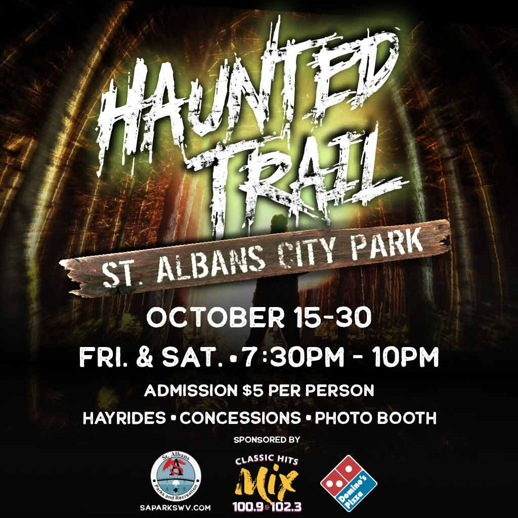 St. Albans Haunted Trail - St. Albans City Park